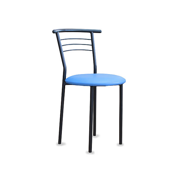 modern kitchen chair isolated on white background - bar 個照片及圖片檔