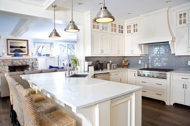 Modern kitchen design with open concept and bar counter picture id908770540?b=1&k=6&m=908770540&s=612x612&w=0&h=w8mijxxkz hwoohokdqfmvx9 shagpfaobqgs5xt2am=