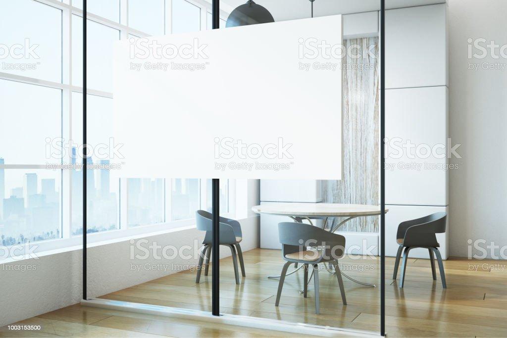 Moderne Küche Essbereich Mit Banner Stockfoto und mehr Bilder von  Architektur