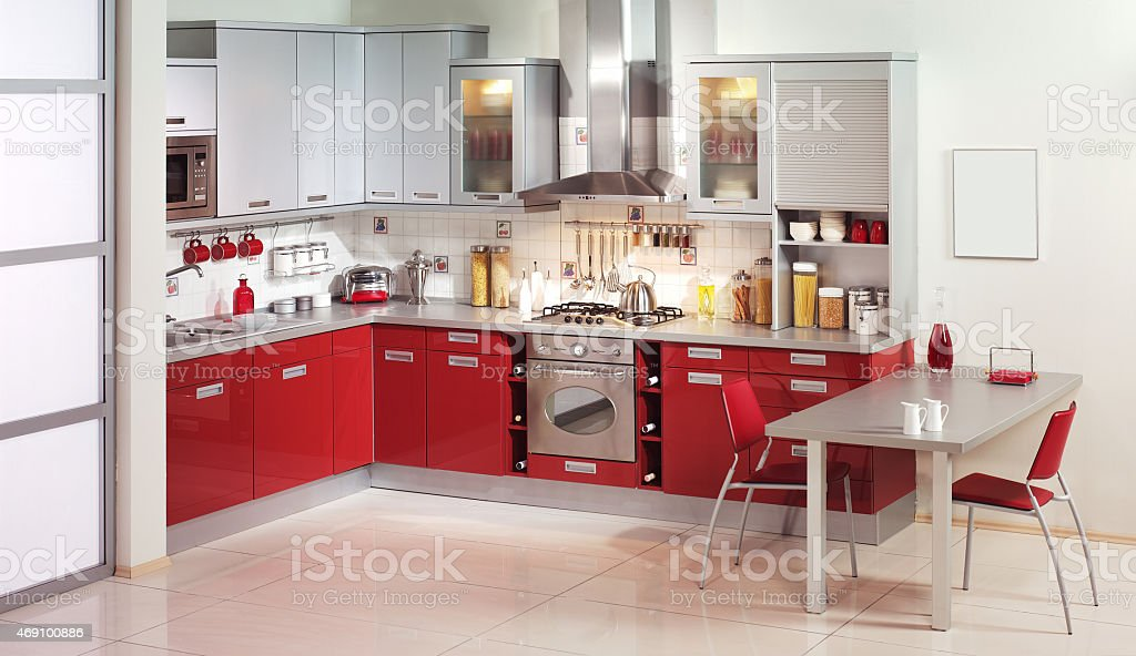 Modern Kitchen High Res Photograph Stock Photo & More ...