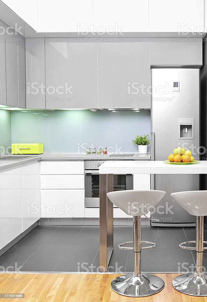 Modern Kitchen Interior Stock Photo Download Image Now Istock