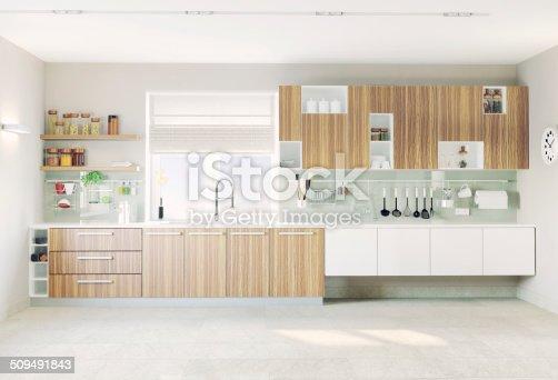 istock modern kitchen interior 509491843