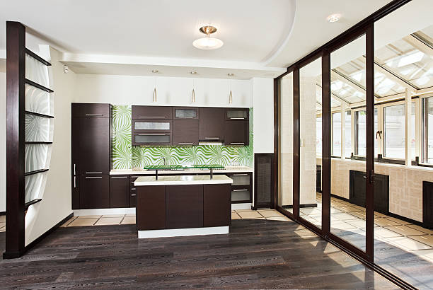 Modern kitchen interior with balcony picture id98081512?b=1&k=6&m=98081512&s=612x612&w=0&h=8ftafzlfcu2sxx60wmvvphbd3vuvb8yfebluk9yvyde=
