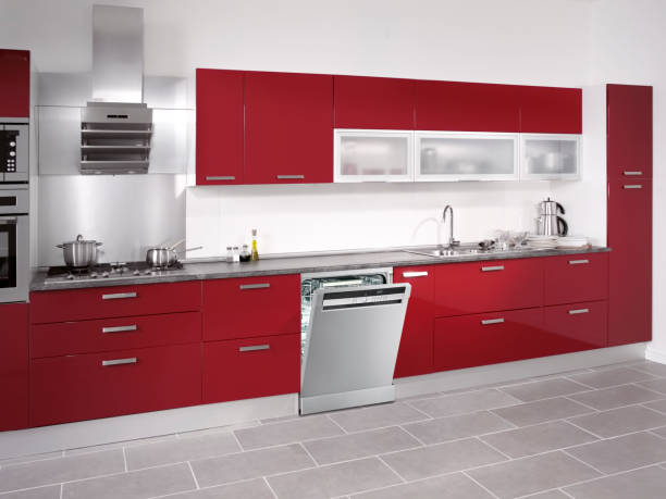 Moderne Küche – Foto