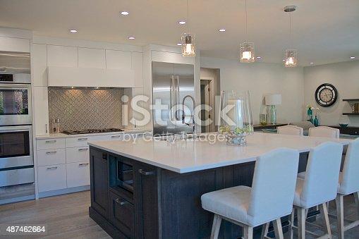 istock Modern Kitchen 487462664