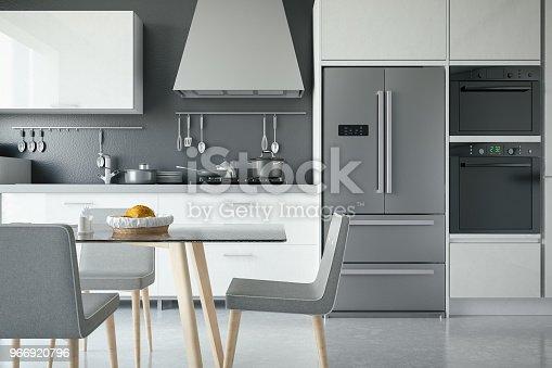 istock Modern Kitchen 966920796