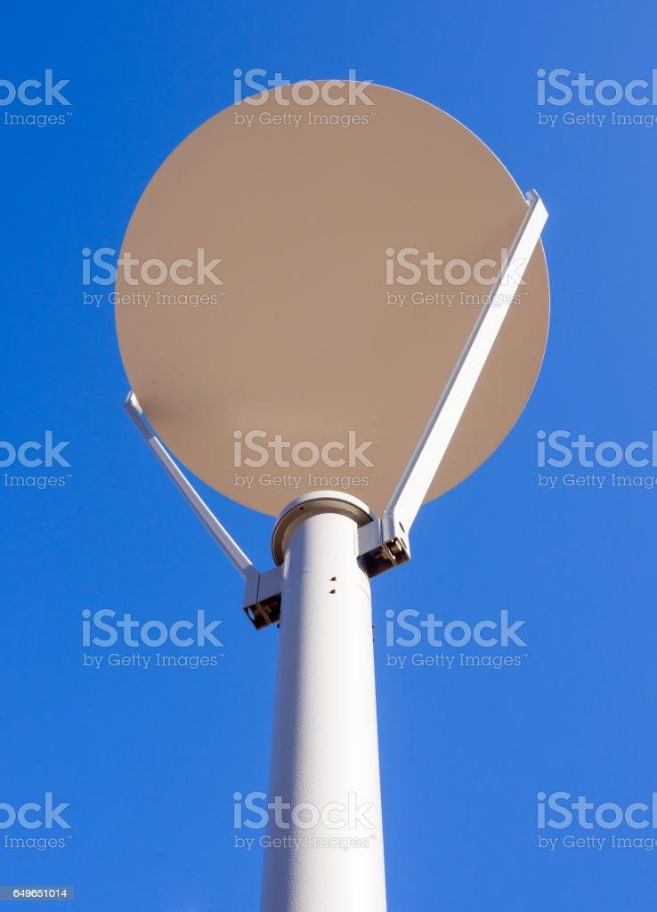 Lampe de rue LED moderne avec réflecteur - Photo