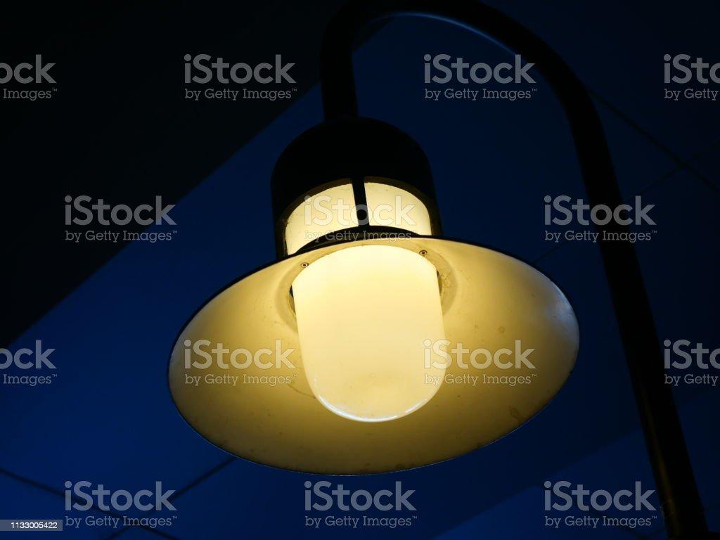 Street Light, Dusk, Glass - Material, Power Line, Equipment, Glass -...