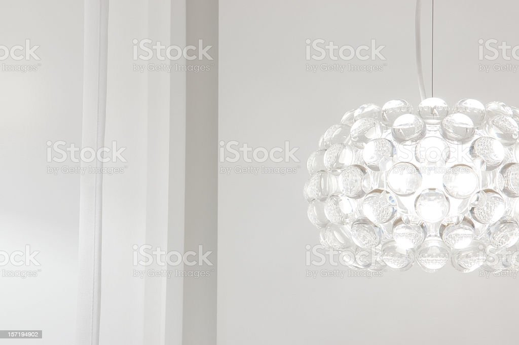 Modern Lighting royalty-free stock photo