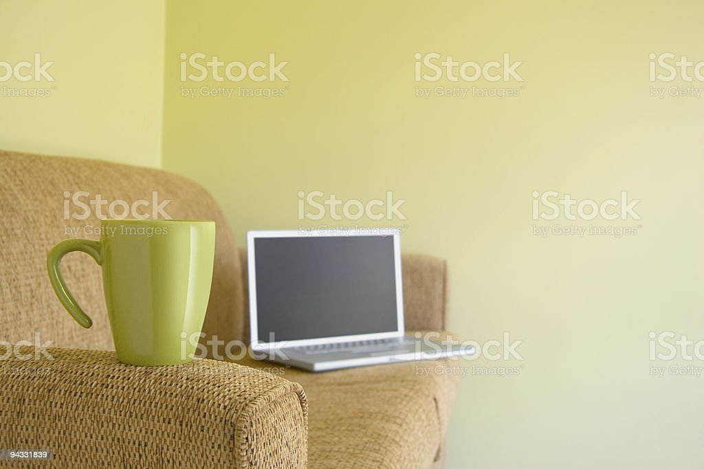 Modern Living 04 royalty-free stock photo