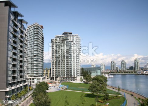 istock Modern Living in Vancouver, British Columbia, Canada. 92259740