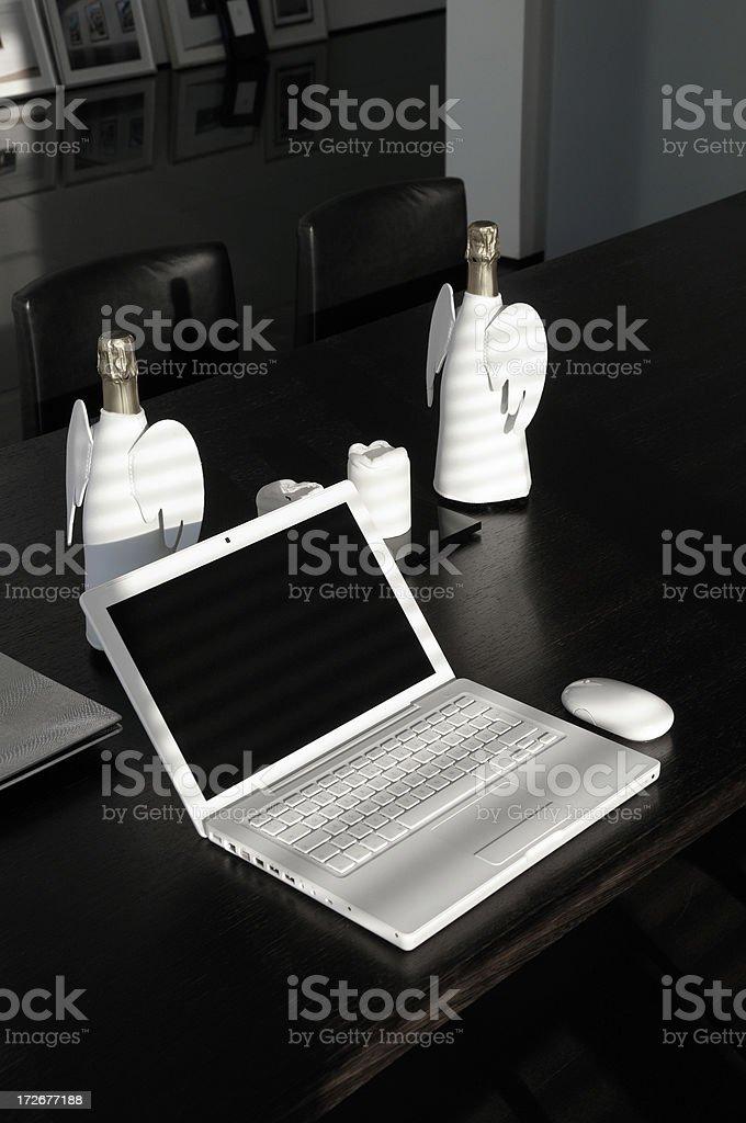modern living royalty-free stock photo