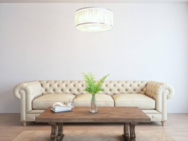modernen wohnzimmer interior - teppich englisch stock-fotos und bilder