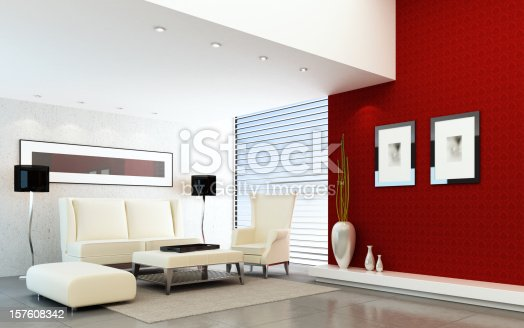 470812928 istock photo Modern Living Room 157608342