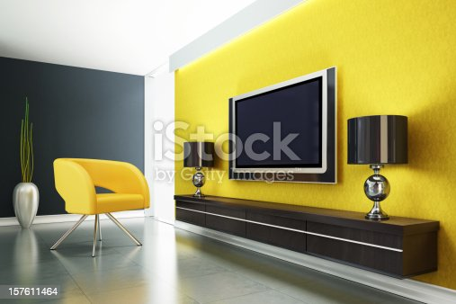 470812928 istock photo Modern living room 157611464