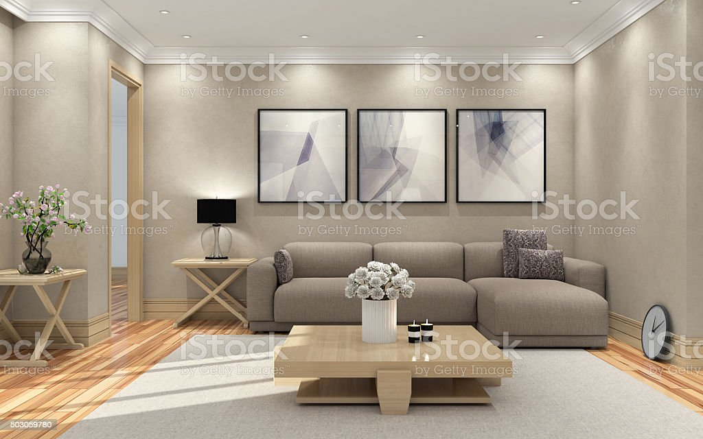 modern living room stock photo more pictures of architecture istock