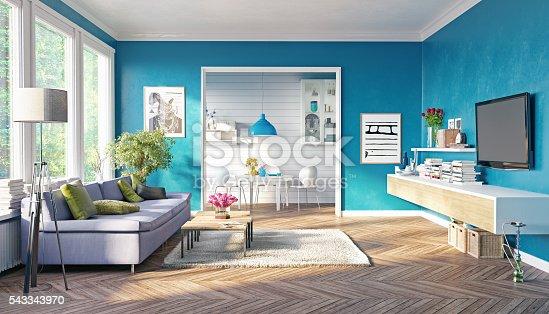 istock modern living room 543343970