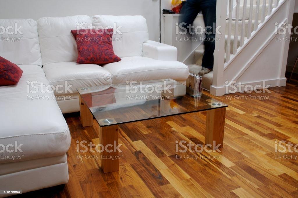 Modern living Room... stock photo