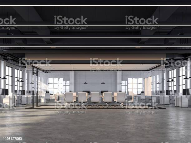 Modern loft style office with white brick walls 3d render picture id1156127063?b=1&k=6&m=1156127063&s=612x612&h=f5gktgcq8fwpsci3lx7nge ck szhzehrp6yjogorns=