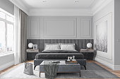 istock Modern Luxury Bedroom Interior 1314216518