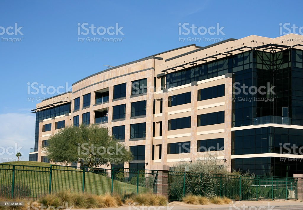 Modern Luxury Building royalty-free stock photo