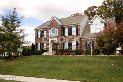Modern Luxury Home Suburbia