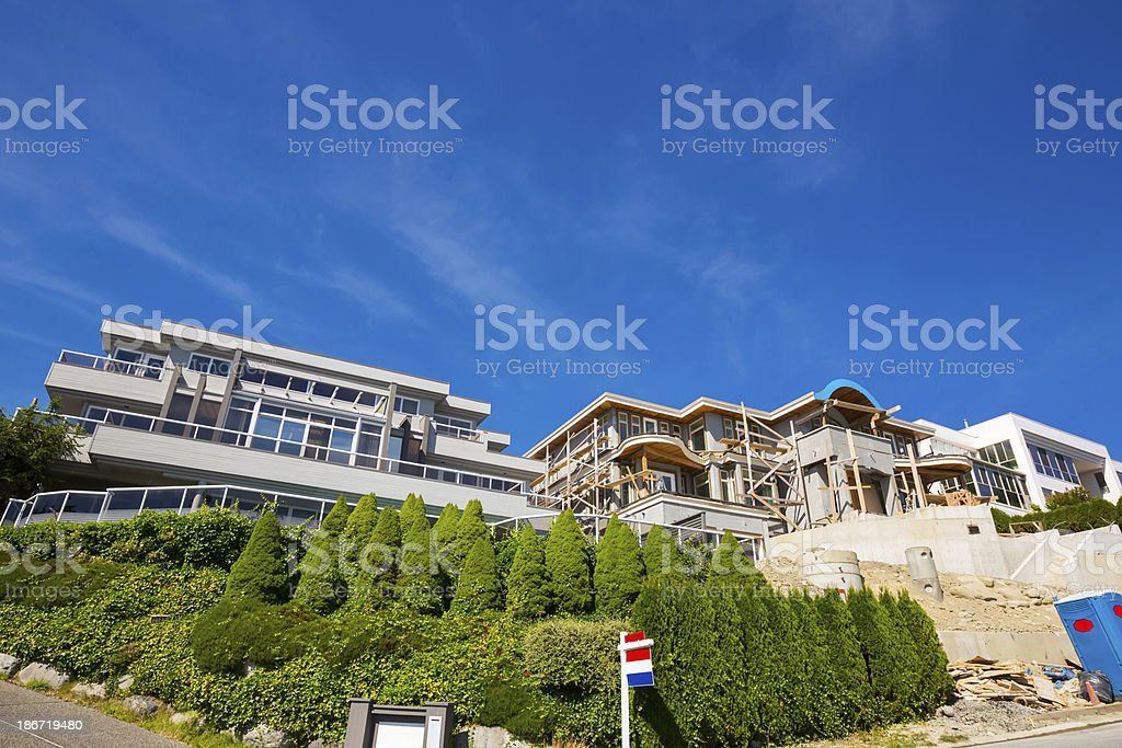 Amazing Modern Luxury Homes For Sale Stock Photo U0026 More Pictures Of Architecture |  IStock