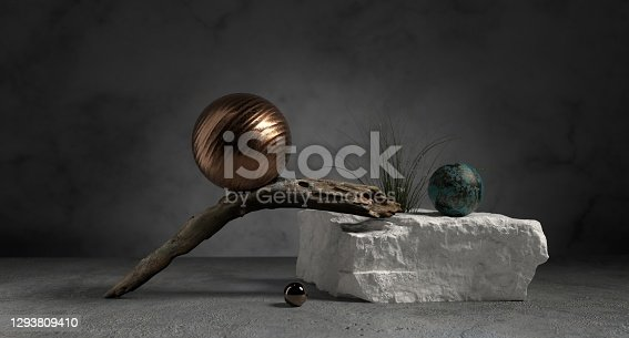 Balance, Abstract, Creative, Beautiful Objects. Serene, Calm, Tranquil Scene
