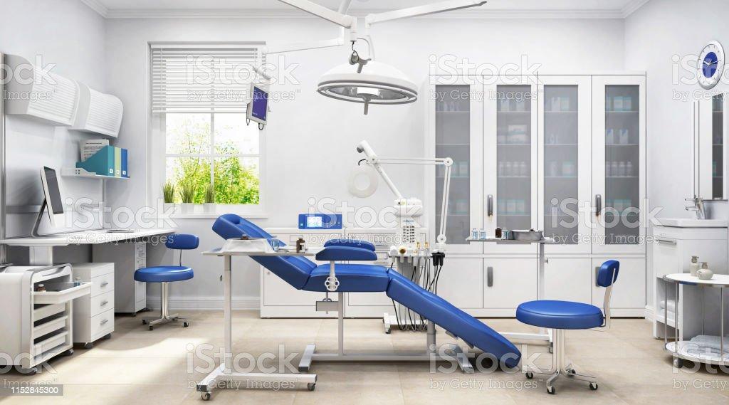 Moderne Klinik - Lizenzfrei Allgemeinarztpraxis Stock-Foto