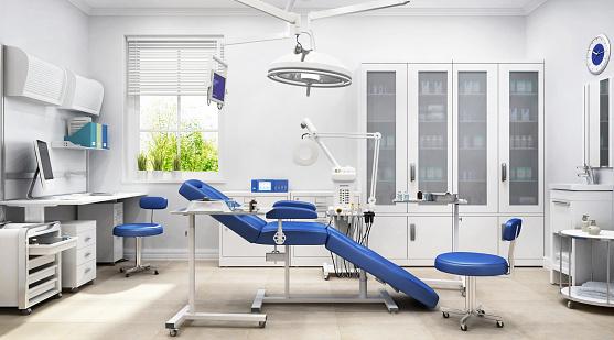 Moderne Klinik Stockfoto und mehr Bilder von Allgemeinarztpraxis