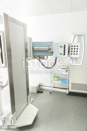 istock Modern medical device in light office 638773900