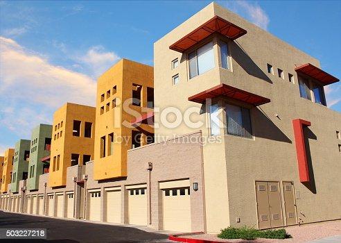 493502515 istock photo Modern new Apartment 503227218