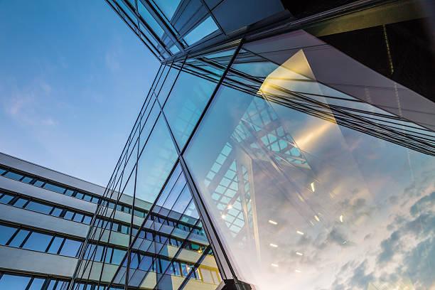 Moderne Büro Architektur, Hamburg HafenCity University – Foto