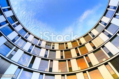 istock Modern Office Architecture 170094745