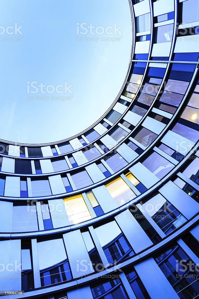 Modern Office Architecture stock photo