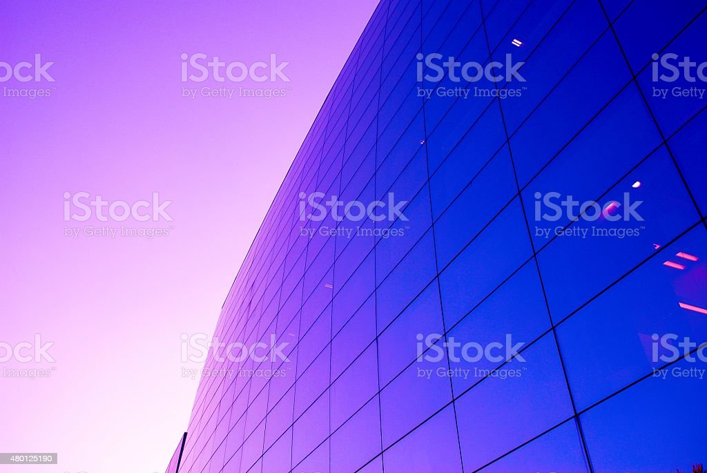 Modern Office Arquitecture Building stock photo