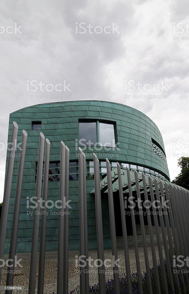 modern office, berlin royalty-free stock photo