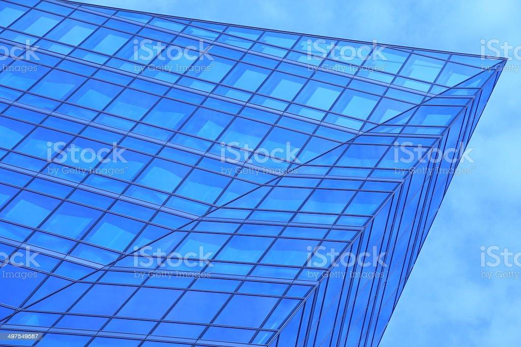Moderne Office-Block – Foto
