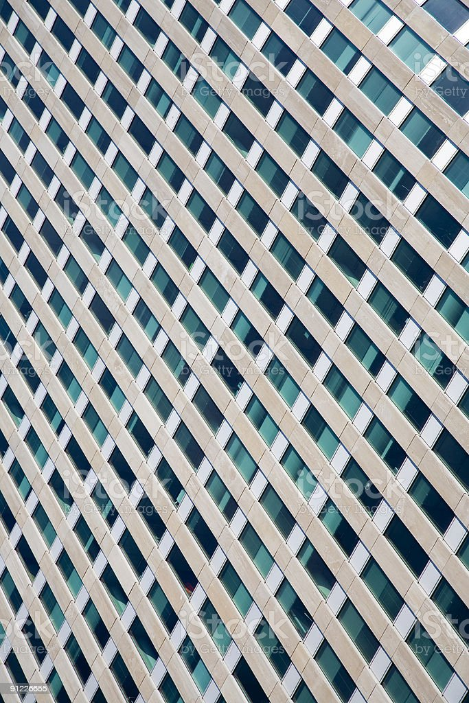 Modern office building 6 stock photo