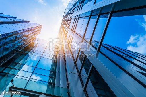 Building Exterior, Built Structure, City, Office Building Exterior, Glass - Material