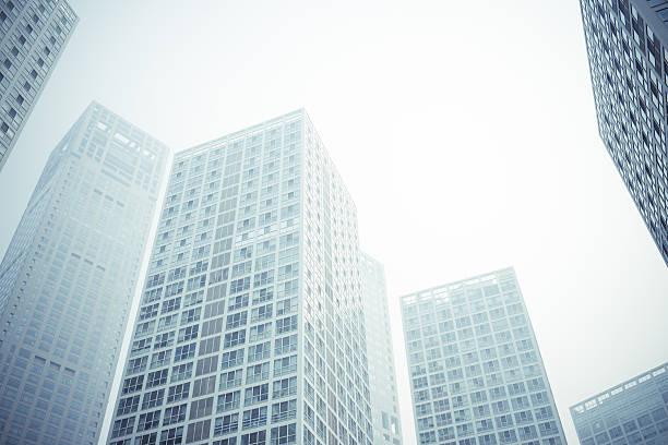 Modern Office Building Background - XXXXXLarge stock photo