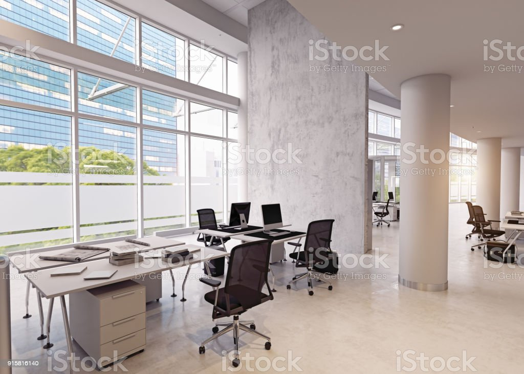 Modern Office Pictures. Modern Office Building Interior. Royalty Free Stock  Photo Pictures