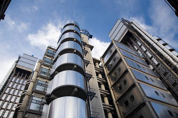 Moderne Bürogebäude, London – Foto