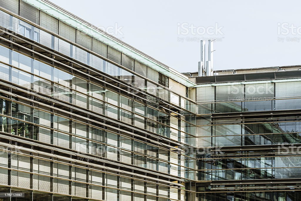 Modern office building royalty-free stock photo