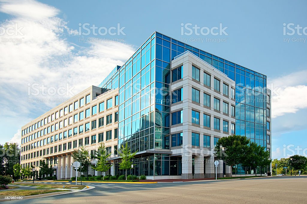 Modern Office Building Stock Photo & More Pictures of 2015 | iStock