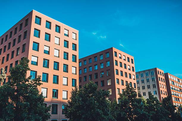 Immeubles de bureaux modernes  - Photo