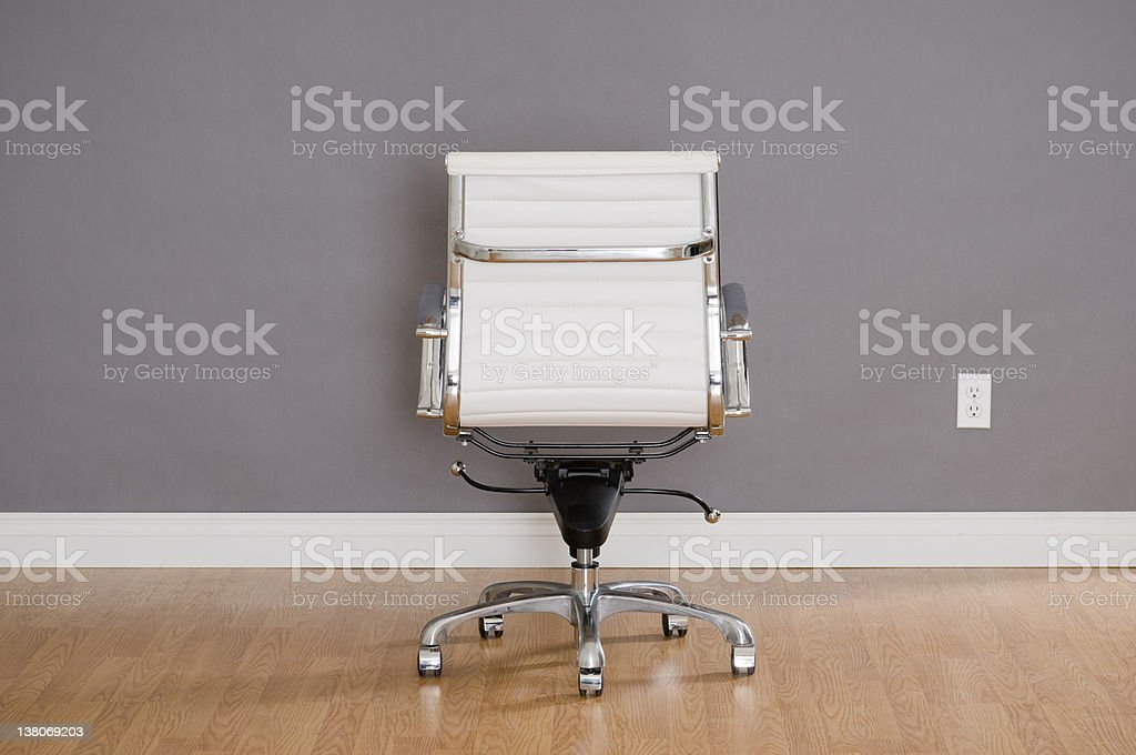 Modern Office Chair royalty-free stock photo