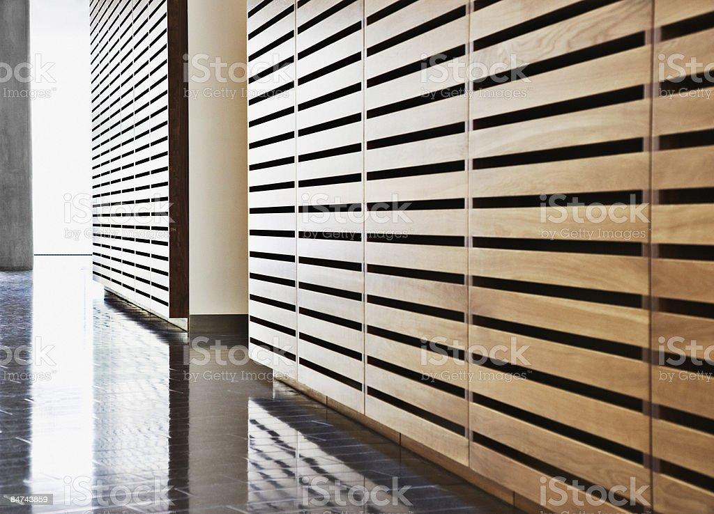 Couloir de bureau moderne - Photo