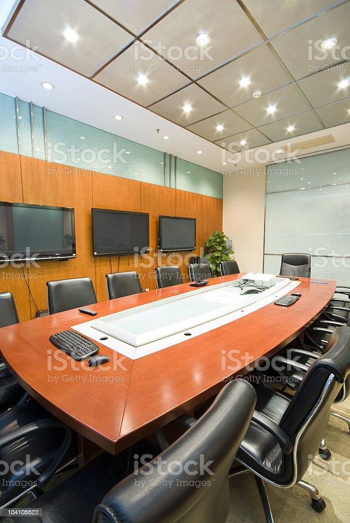 Moderne Büro Boardroom – Foto