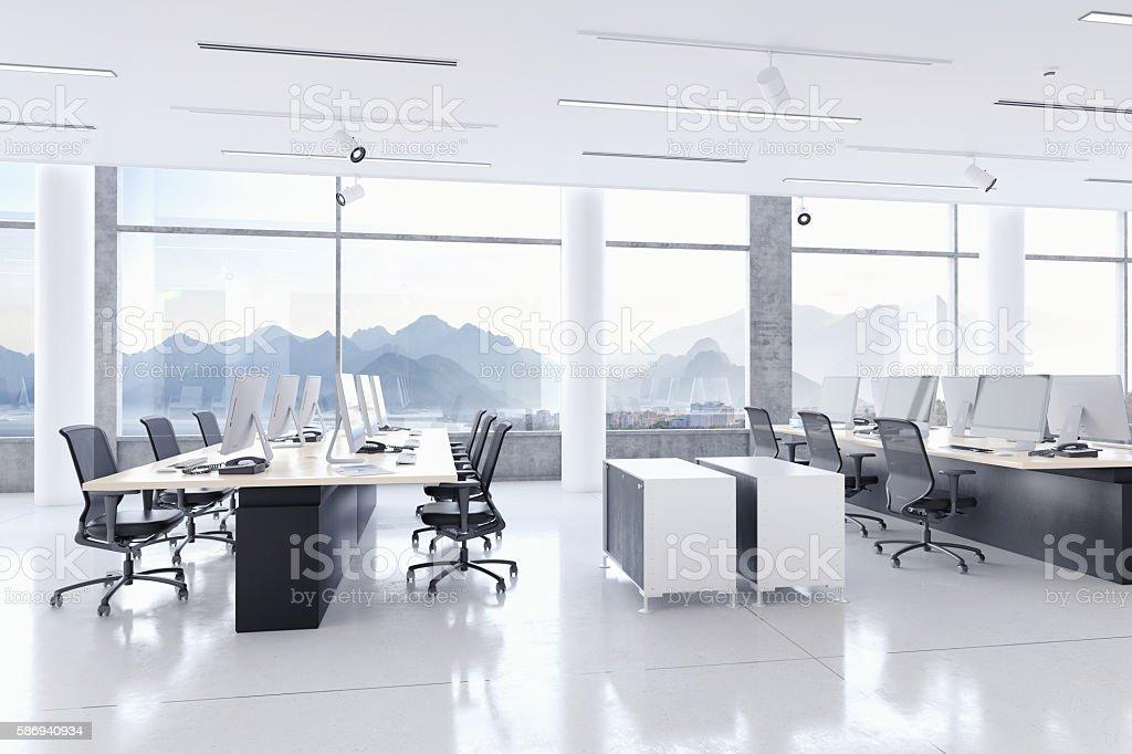 Foto Ufficio Moderno : Ufficio moderno design dinterni fotografie stock e altre immagini
